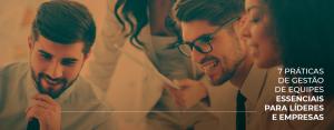 7 práticas de gestão de equipes essenciais para líderes e empresas